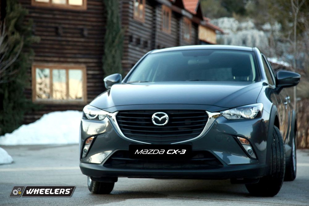 We Put The 2017 CX-3 To The Test!