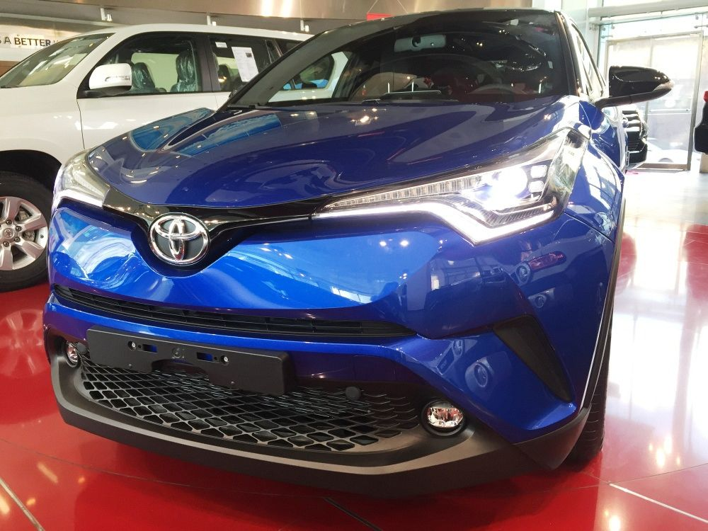 Here's All You Need To Know About New Toyota C-HR!