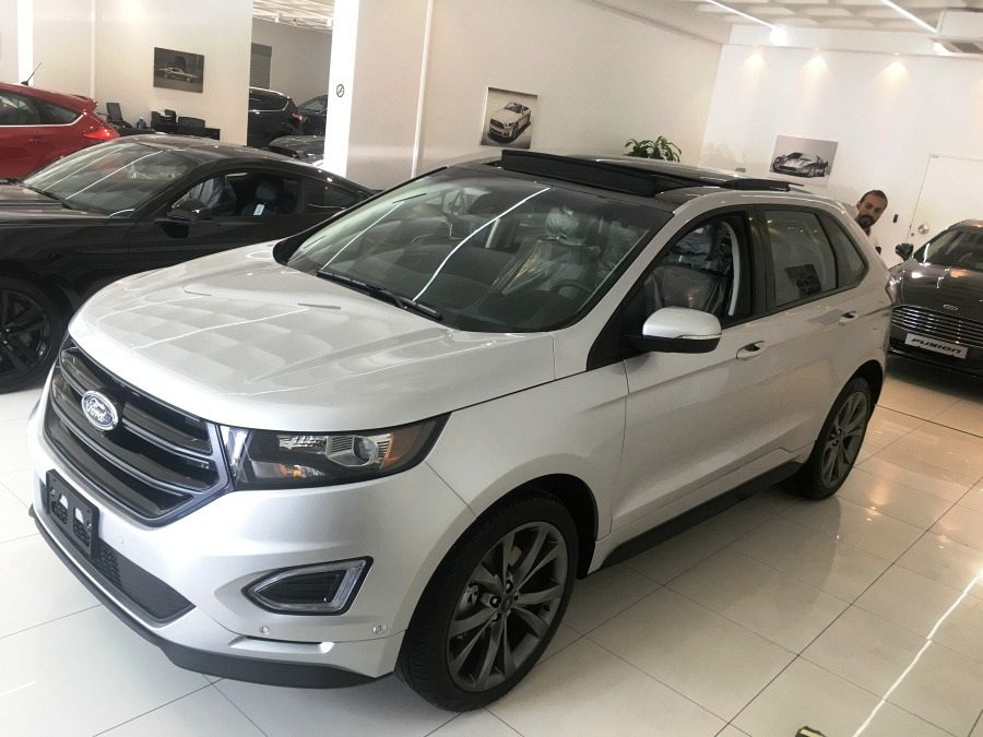 Here's All You Need To Know About The 2017 Ford Edge!