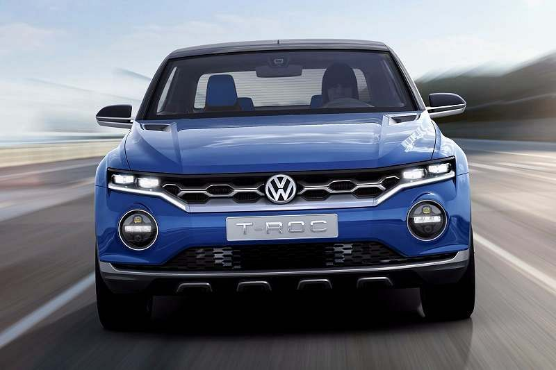 WHAT ON EARTH IS THE VW T-ROC?