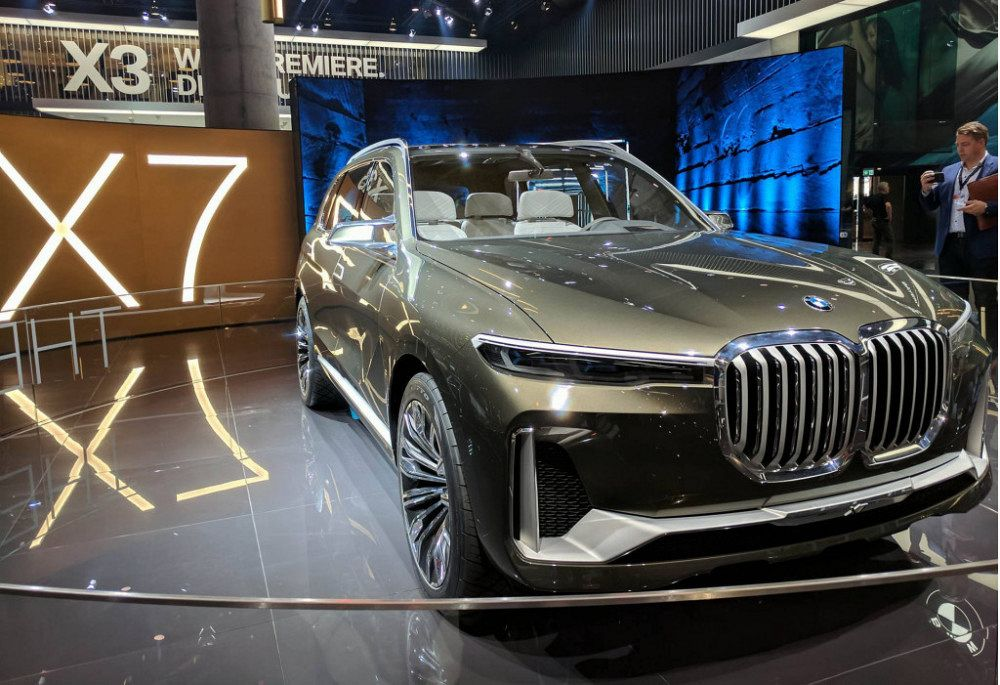 ...YES You Could Be Looking At The Largest BMW SUV Yet!