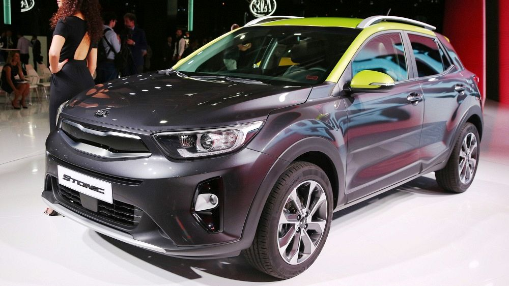 Could This Be Kia's Latest Crossover?