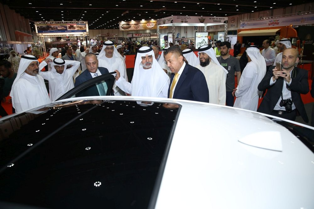 INTERNATIONAL MOTOR SHOW ABU DHABI 2018 RETURNS FOR A THRILLING THIRD EDITION!