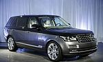 Range Rover SVAutobiography arrives in New York