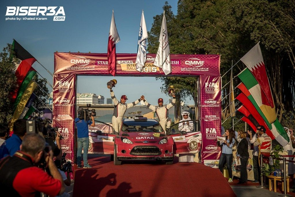 Interview With Khalifa Al Attiyah: I Will Contest The Full MERC Championship This Year