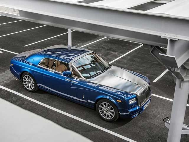 Rolls-Royce Doesn't Feel Threatened By Maybach!