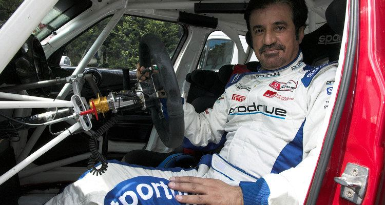 Mohammed Bin Sulayem Out Of Retirement For Sharjah Rally