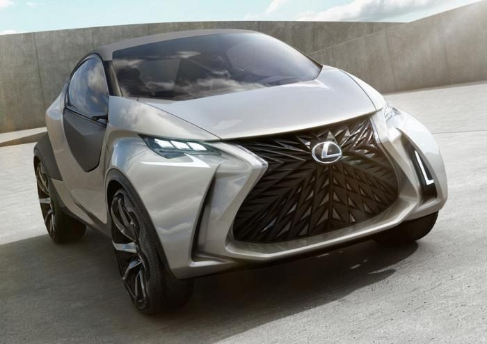 Lexus LF-SA concept leaks out early