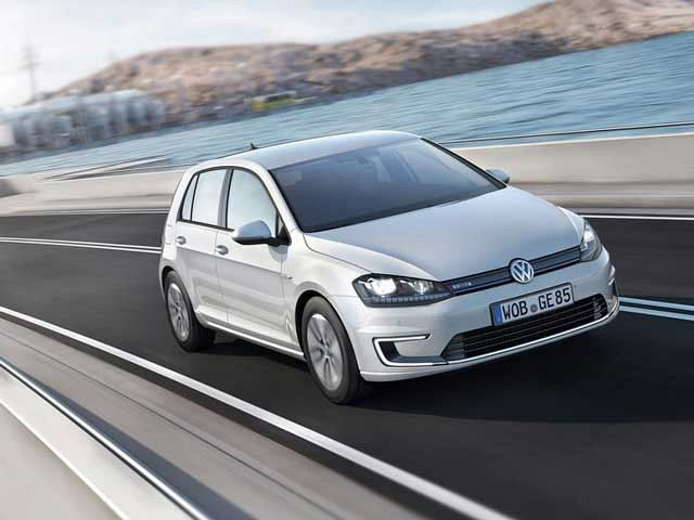 Volkswagen Offering Special Limited Edition e-Golf That Makes It Cheaper