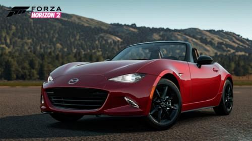 2016 Mazda MX-5 arriving next week for free in Forza Horizon 2!