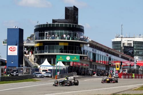 German GP 'dead' as circuits pull out!