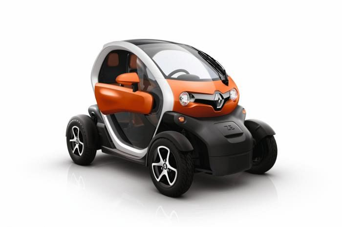 Renault Twizy now available for the 14-year-olds!