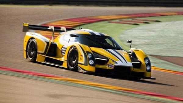 SCG003 sets a new Nurburgring lap record of 6:42
