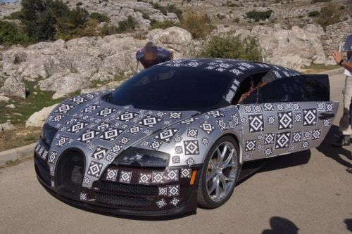 Bugatti Chiron will reportedly do 0-100 km/h in 2 seconds