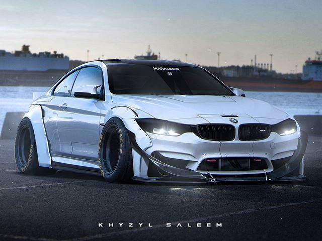 Have You Ever Seen BMWs As Crazy As These?
