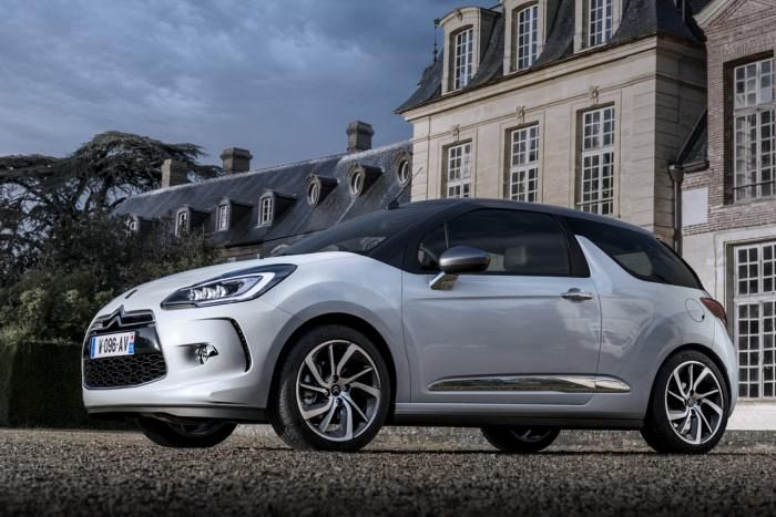 Citroen announces automatic transmission for DS3