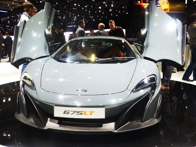 Rumors Of New McLaren 675LT Spider Are Complete Nonsense