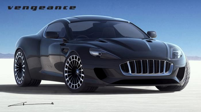 New pictures of Kahn Design Vengeance released!