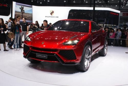 Lamborghini officially confirms the launching of a crossover in 2018!