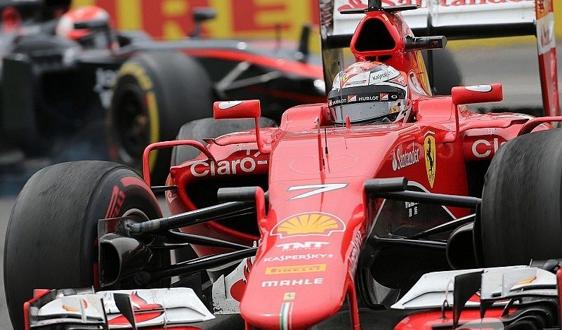 Raikkonen:F1 needs to be more exciting& dangerous!