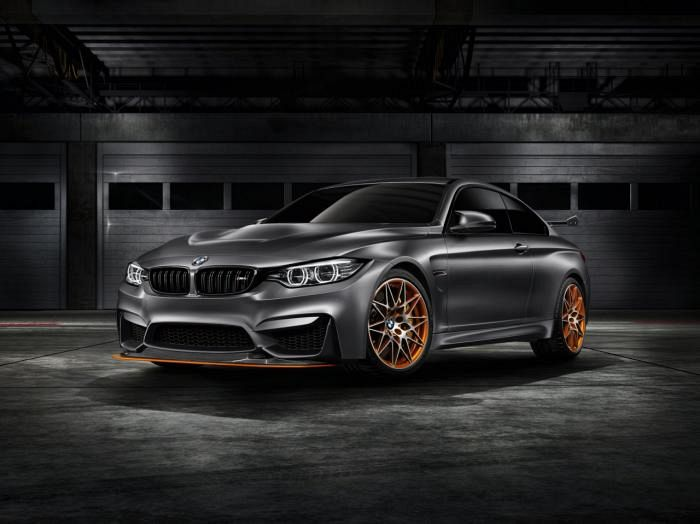 The New M4 GTS concept car by BMW is finally unveiled!