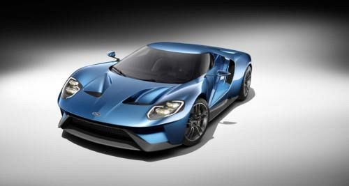 You might have to apply if you want the 2017 Ford GT!