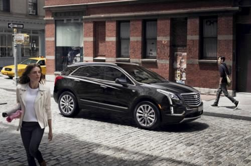 Cadillac launches the 2017 XT5!
