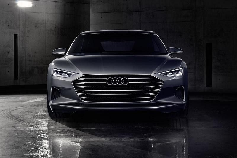 Audi will reveal a new concept car in Las Vegas!