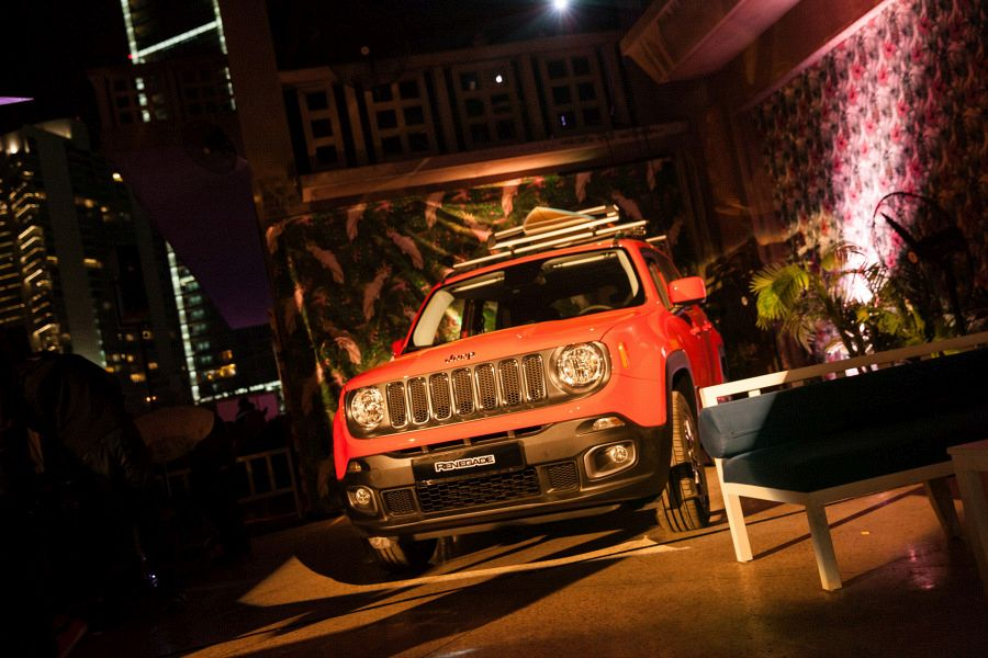 The Jeep® RENEGADE Has Finally Landed In Lebanon!