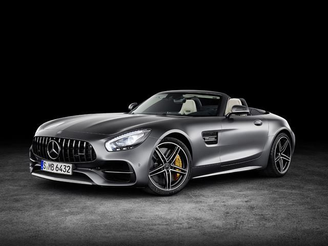 WOW! This is the New Mercedes AMG GT C Roadster!
