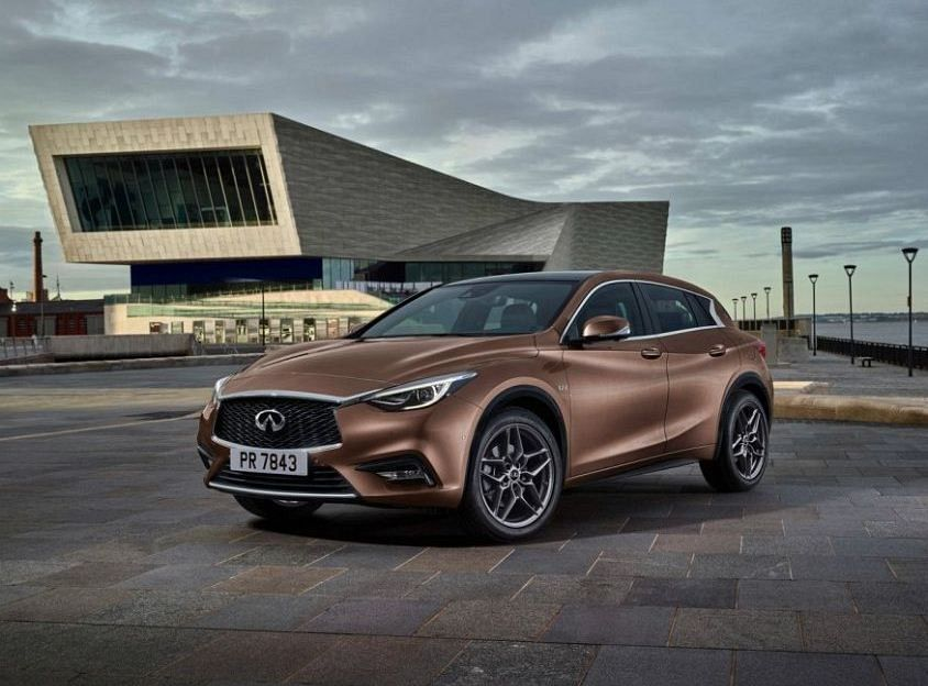 This All New Infiniti Crossover Will Steal Your Heart!