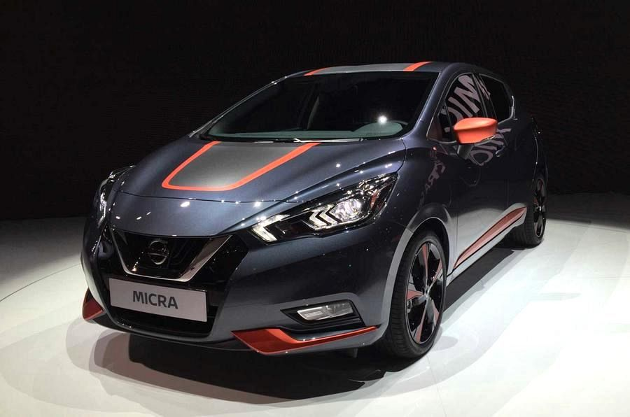 The New Micra: Same Name Completely Different Looks!