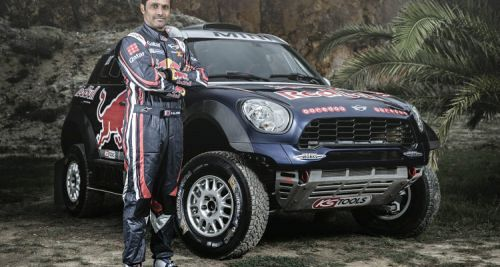 Nasser Al-Attiyah To Contest The Dakar Rally With Red Bull And Qatar Rally Team