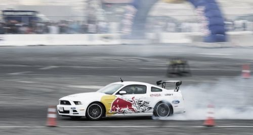 Red Bull Car Park Drift Regional Finals In Dubai Today
