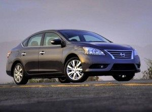 2015 Nissan Sentra SL 1.8 L., 130 hp, 6 speed, Automatic, Front-wheel drive