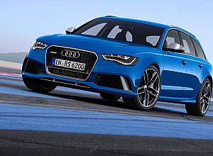 2015 Audi RS6 Avant 4.0 L., 560 hp, 8 speed, Tiptronic, All-wheel Drive