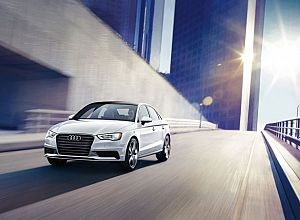 2016 Audi A3 S3 2.0 L., 280 hp, 6 speed, Automatic, All-wheel Drive