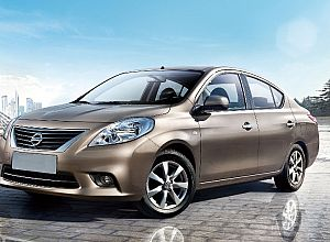 2011 Nissan Sunny Base 2L., 200hp, 4 speed, Automatic, Two-wheel Drive