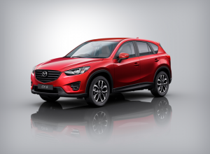 2016 Mazda CX-5 Entry Skyactiv 2.0 L., 163 hp, 6 speed, Tiptronic, All-wheel Drive