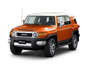 2015 Toyota FJ Cruiser FO  4.0 L., 271 hp, 5 speed, Automatic, Four-wheel Drive