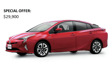2016 Toyota Prius Mid (Hybrid Synergy Drive)