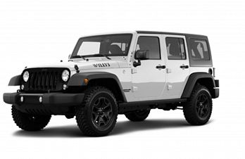 2017 Jeep Wrangler Unlimited Willy's