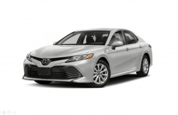 2018 Toyota Camry Standard Package