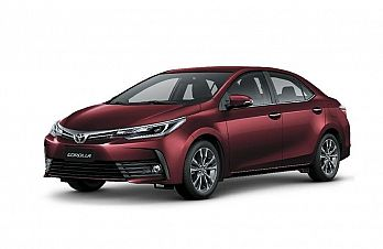2018 Toyota Corolla Low