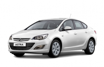 2018 Opel Astra SDN