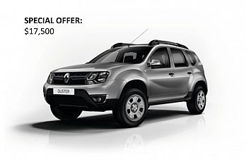 2017 Renault Duster DYNAMIC AMBIANCE 4x2 BVA