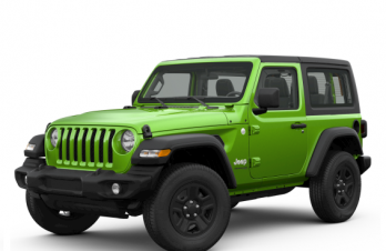 2018 Jeep Wrangler Willy's Sport 2drs