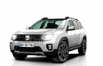 2018 Renault Duster LTD 4x4