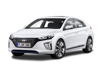 2019 Hyundai Ioniq Luxury +