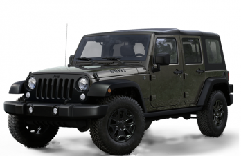 2018 Jeep Wrangler Willy's Unlimited